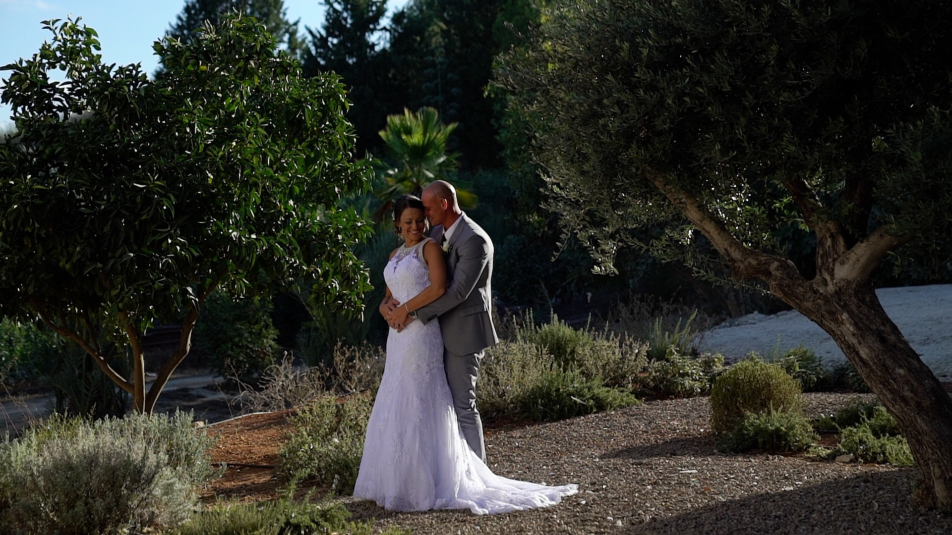 Getting married at Villa Bologna