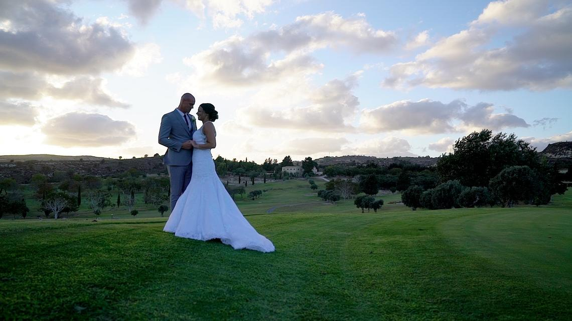 Wedding Videographer in Cyprus